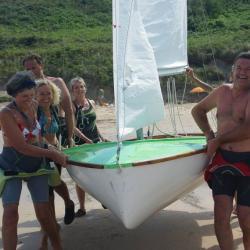 ... Il faut porter les bateaux (2)